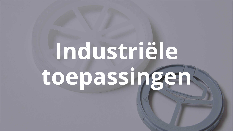 Industriële toepassingen spuitgieten